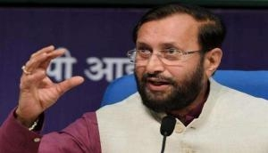 Banerjee's campaign to dislodge BJP a daydream: Prakash Javadekar
