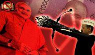 नोटबंदी पर केजरीवाल का हमला: 'मोदी ने बिड़ला और सहारा समूह से ली घूस'