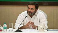संसदीय दल की बैठक में राहुल ने कहा- 'मोदी कर रहे हैं TRP की राजनीति'