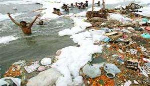एनजीटी ने गंगा सफाई के फंड पर लगाई रोक