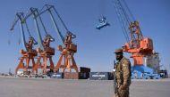 व्यापक विरोध-प्रदर्शनों के बीच पाकिस्तान के ग्वादार तट से पहला चीनी पोत रवाना