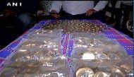 नोटबंदी की चोट: बैंक ने 15 किलो के 2000 सिक्के थमाए