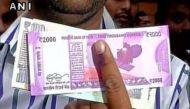 नोटबंदी: दिल्ली में बुजुर्ग को बैंक ने कथित तौर पर दी 2000 रुपये के नोट की फोटोकॉपी