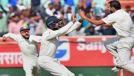 विशाखापत्तनम टेस्ट में टीम इंडिया ने इंग्लैंड को 246 रन से हराया, सीरीज़ में 1-0 से आगे
