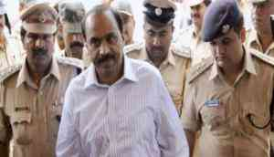 Mining baron Janardhan Reddy arrested in connection with