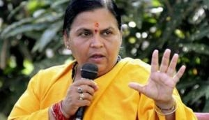 'Only temple can be built at the Ayodhya site, way to be found is how,' claims BJP's Uma Bharti