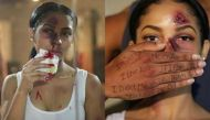 This woman's photo series raises much-needed awareness about domestic violence