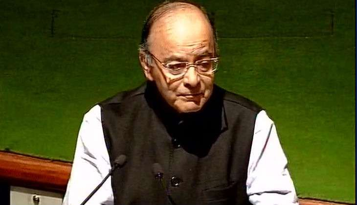 Arun Jaitley takes a dig at 'Aakrosh Day', says Opposition running away from debate