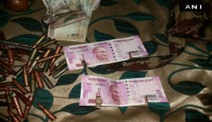 J&K: New Rs 2,000 notes recovered from slain terrorists in Bandipora