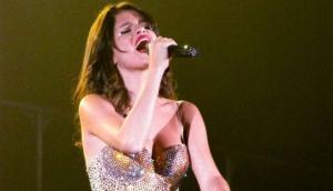 Selena Gomez laughs off love life joke in video