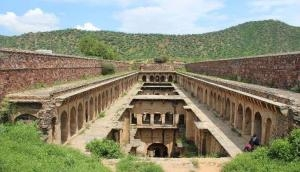 So many baolis, so little time: Man on a mission to visit Indian stepwells in a year