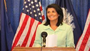 Howdy, Modi: Nikki Haley praises US-India partnership