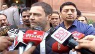 राहुल गांधी: नोटबंदी एक घोटाला, PM ने करीबियों को पहले बताया, JPC जांच हो