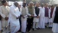 नोटबंदी के ख़िलाफ़ 28 नवंबर को विपक्ष ने किया 'आक्रोश दिवस' का एलान