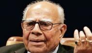 Noted jurist Ram Jethmalani passes away