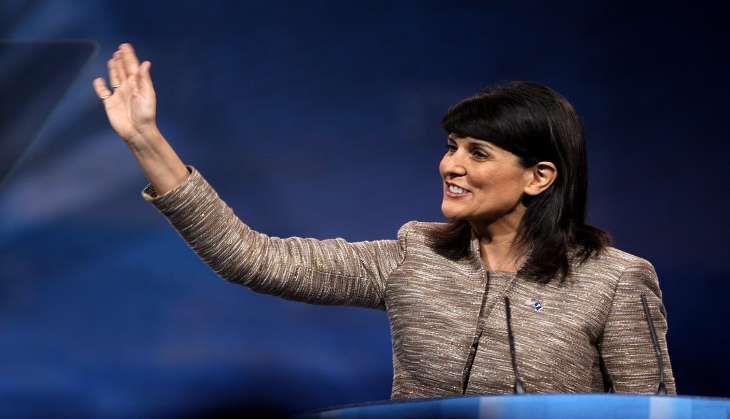 Donald Trump picks Indian-origin Nikki Haley as US ambassador to UN