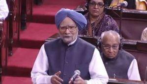 Monumental mismanagement will weaken economic growth: Manmohan Singh on demonetisation