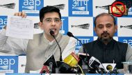Catch impact: AAP says land deals prove BJP leaders knew of note ban in advance