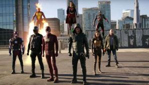 The Flash, Arrow, Supergirl and Legends of Tomorrow are coming together for an epic crossover