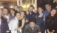 करीना-सैफ की पार्टी में लूलिया संग पहुंचे सलमान खान