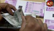15 दिन में 225 करोड़ से ज्यादा काला धन जब्त, कर्नाटक में 93 लाख के नए नोट बरामद