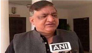 Not joining BJP, I am with Akhilesh Yadav, clarifies SP leader Naresh Agarwal