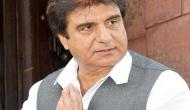 कांग्रेस नेता राज बब्बर ने क्रांति से की नक्सली हमलों की तुलना, कहा- गोलियों से नहीं होगा फैसला