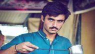 म्यूजिक एलबम में माॅडल बना नीली आंखों वाला पाकिस्तानी चाय वाला
