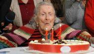 117वां जन्मदिन मना रही हैं दुनिया की सबसे बुजुर्ग महिला