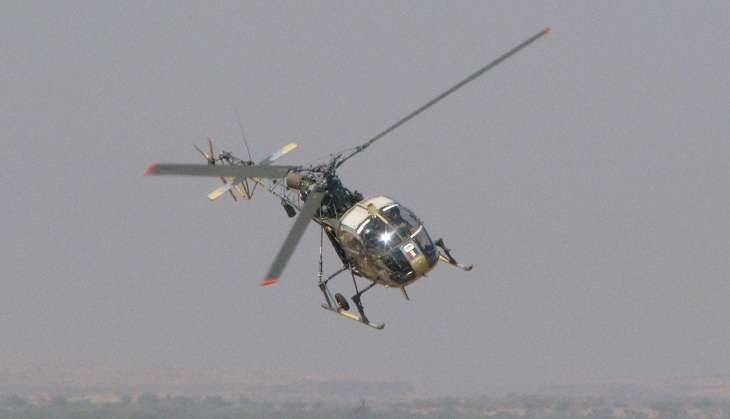 3 army officers dead, 1 critically injured as Cheetah helicopter crashes in Sukna, West Bengal