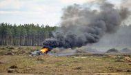 बंगाल: सिलीगुड़ी के पास सेना का चीता हेलीकॉप्टर क्रैश, 3 अफसरों की मौत