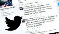 हाई प्रोफ़ाइल फर्ज़ी ट्विटर हैंडल से हलकान हुआ पाकिस्तान
