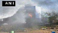 तमिलनाडु: त्रिची में पटाखा फैक्ट्री में लगी भीषण आग, 10 की मौत