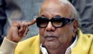 Karunanidhi hospitalised for change of tracheostomy tube