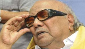 DMK Chief Karunanidhi admitted to Chennai hospital, condition stable