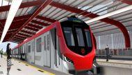 26 मार्च से लखनऊ में चल सकती है मेट्रो, पहले ट्रायल रन को हरी झंडी