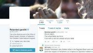 राहुल गांधी का ट्वीट- 'मैं आम लोगों को लूटना पसंद करता हूं'!