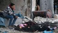 Photo: As Aleppo loses her famous 'Clown' & cat sanctuary, is there any hope left?