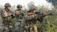 पठानकोट के बामियाल में BSF ने पाक घुसपैठिए को किया ढेर