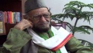 Veteran poet and former Rajya Sabha MP Bekal Utsahi dies