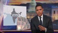 अमेरिकी टीवी शो में नोटबंदी का मज़ाक, भारत का नक्शा भी गलत दिखाया