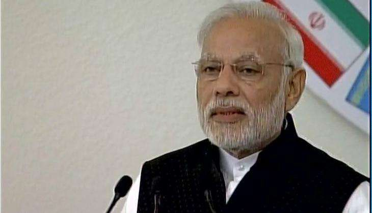 Prime Minister Narendra Modi skips yoga to catch-up with mother for breakfast