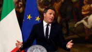 इटली के प्रधानमंत्री रेंजी ने जनमत संग्रह में हार के बाद दिया इस्तीफा