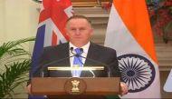 न्यूजीलैंड के प्रधानमंत्री जॉन की ने अपने पद से इस्तीफे का एलान किया