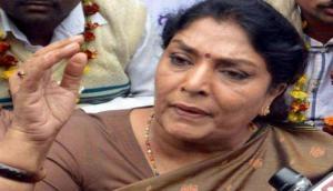 "Telangana Election 2018: ""Who is Raja Singh? He should change his name,' Congress' Renuka Chaudhary on BJP MLA renaming Hyderabad"