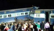 बंगाल: पटना-गुवाहाटी कैपिटल एक्सप्रेस के दो डिब्बे पटरी से उतरे, 2 की मौत, 34 घायल