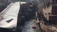 आईएनएस बेतवा: पिछले एक दशक में बिना लड़े ही 30 नौसैनिक गंवा चुकी है नौसेना