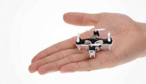 क्या आपने देखा दुनिया का सबसे छोटा ड्रोन कैमरा