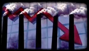 वायु प्रदूषण से शेयर बाज़ार तबाह हो सकता है: रिपोर्ट