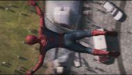 मिलिए सुपरशक्तिमान उड़ने वाले 'स्पाइडर-मैन' से
